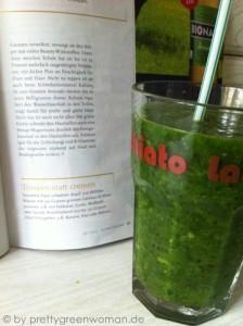 Grüner Smoothie - einfach lecker!