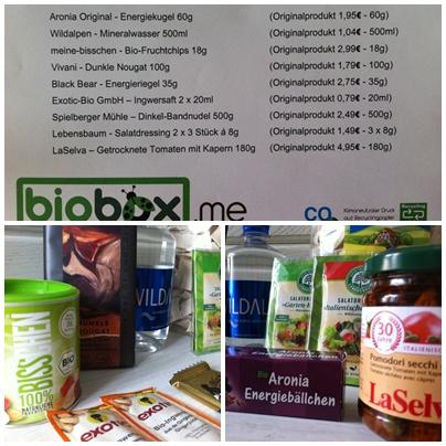 Biobox-Übersicht