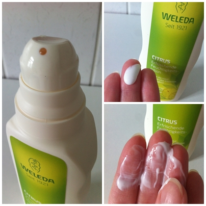 Weleda Citrus Bodylotion
