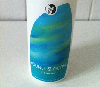 Martina Gebhard Young&Active Cleanser