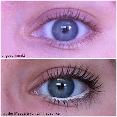 Dr. Hauschka Mascara_Ohne_Mit