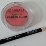 benecos Natural Powder Blush und Kajal [Review]