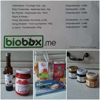 Biobox Food&Drink November
