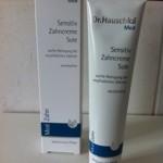 Dr. Hauschka Med Sensitiv Zahncreme Sole [Review]