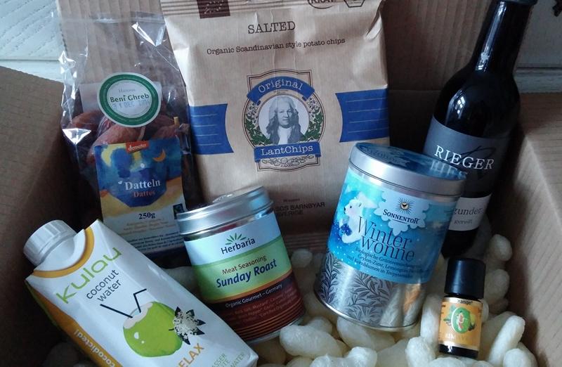 Biobox Food and Drink Januar 2014