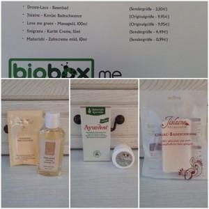 Biobox Beauty&Care, Februar 2014