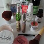 Mein Kosmetiktäschchen zur Vivaness 2014