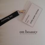 Mein Besuch auf der on beauty 2014 [Messe]