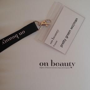 Mein Besuch auf der on beauty
