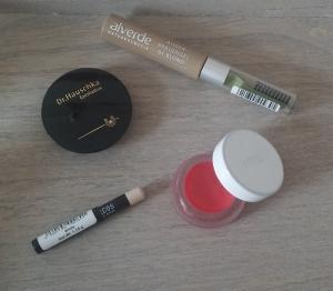 Meine drei Liebsten: Dekorative Kosmetik