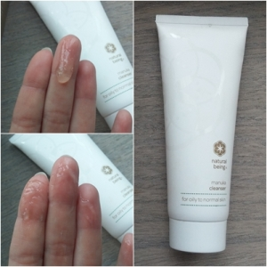 Natural Being Manuka Cleanser