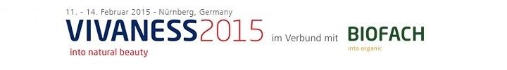 Ich bin auf der Vivaness 2015