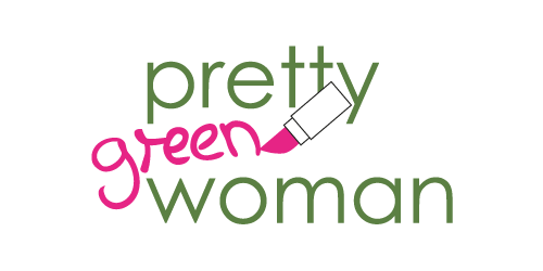 pretty green woman