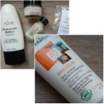 Ein Naturkosmetik-Wanderpaket und Sonnenschutz von Melvita Prosun