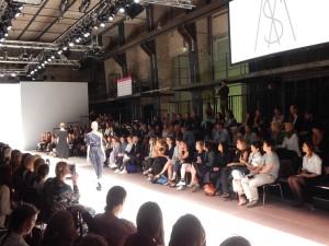 1. Fashionshow von Michael Sontag
