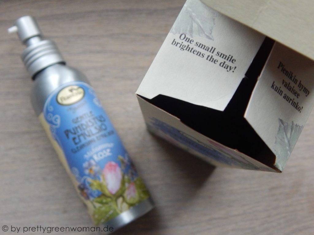 Viele liebevolle Details zieren die Verpackung