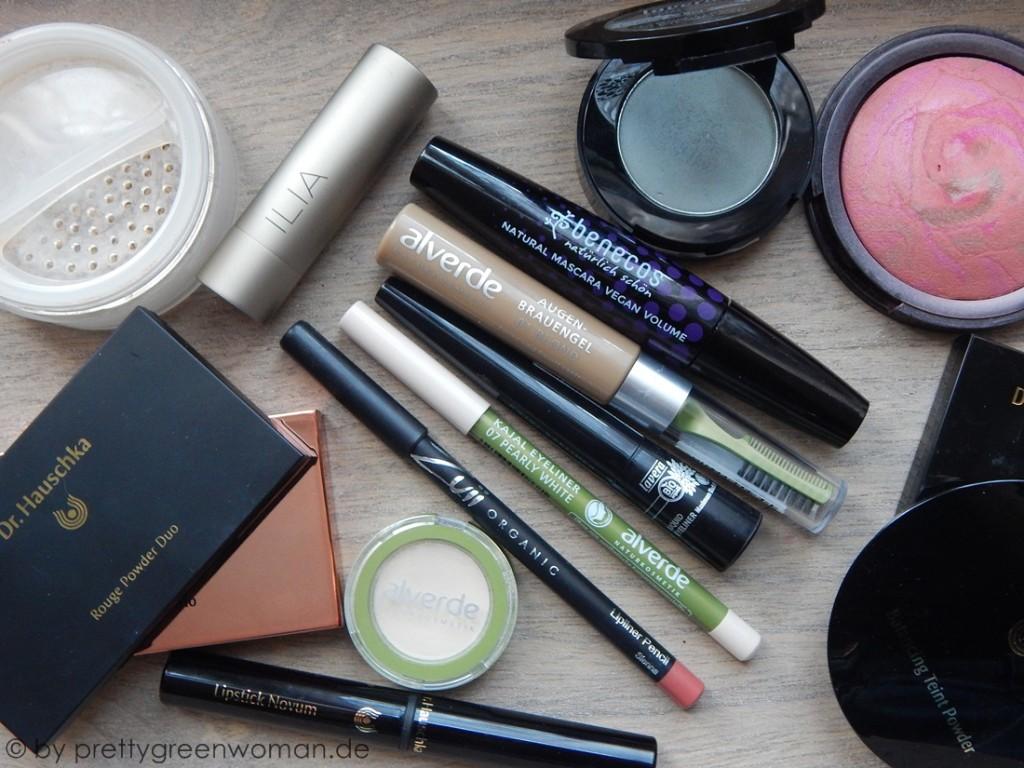 Mein Kosmetiktäschchen zur Vivaness 2016 - Dekorative Kosmetik