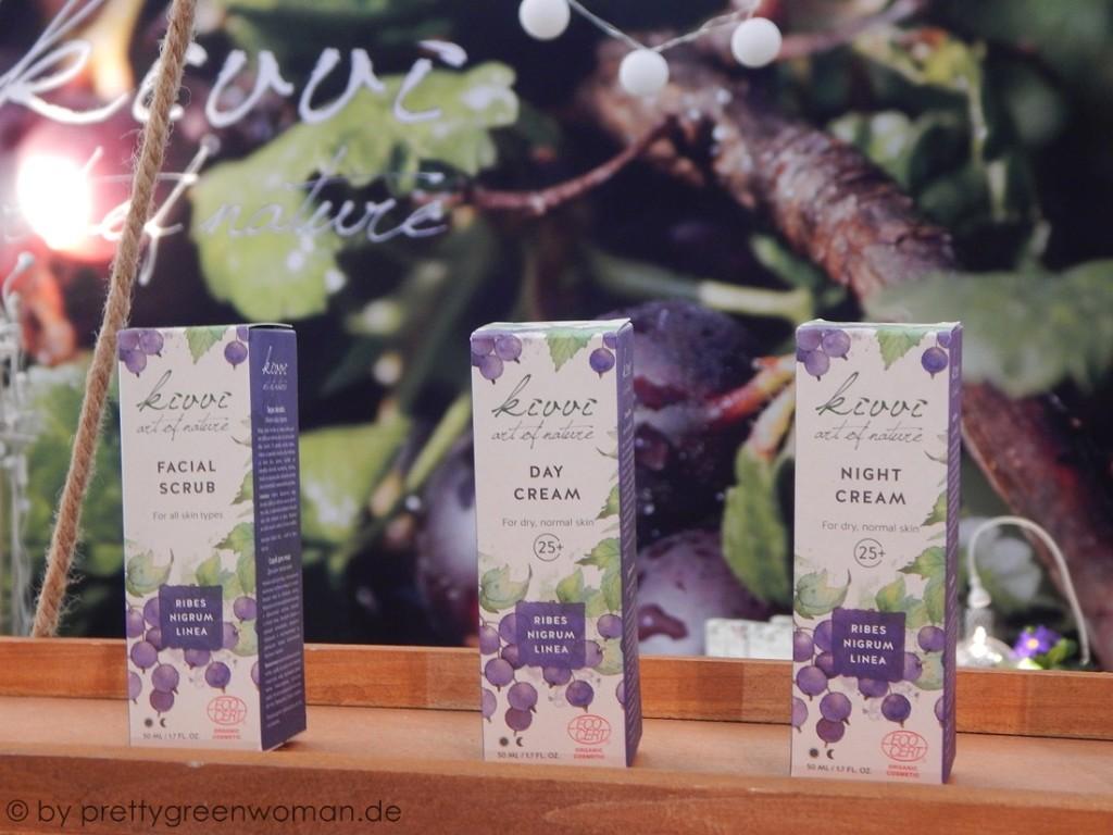 Entdeckt auf der Vivaness 2016: kivvi cosmetics