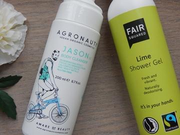 Meine Körperpflege im Sommer 2016: Duschgele