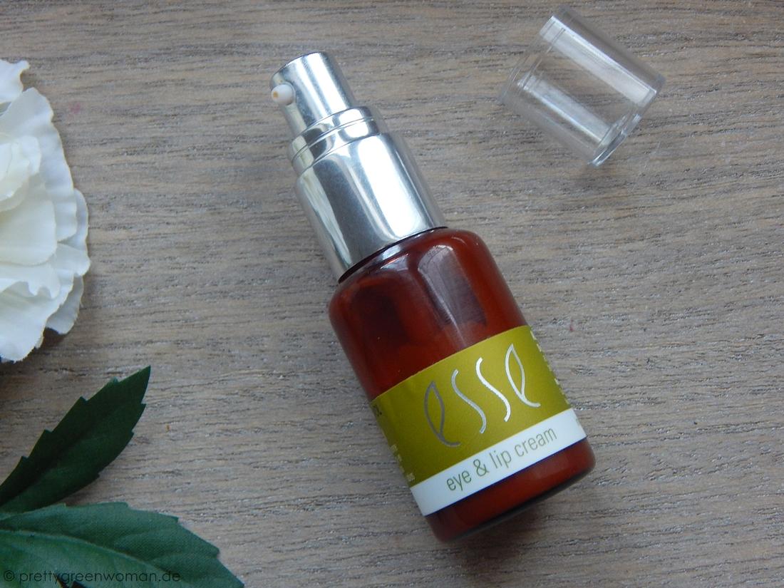 Esse Organic Skincare Eye & Lip Cream