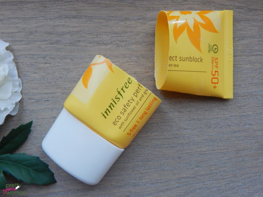 innisfree Eco Safe Perfect Sunblock