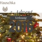 3. Advent Verlosung 2016: Dr. Hauschka