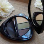 Geswatcht: Eyeshadow Trio 02 jade von Dr. Hauschka