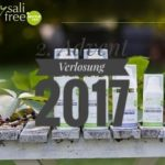 2. Advent Verlosung 2017: mysalifree